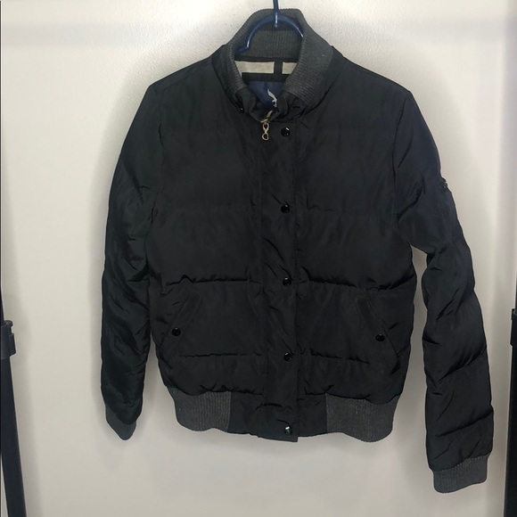 American Eagle Outfitters Jackets & Blazers - American Eagle Outfitters Black Puffer Jacket